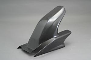 ZZR1200(02年~) リアフェンダー FRP/黒 A-TECH(エーテック)