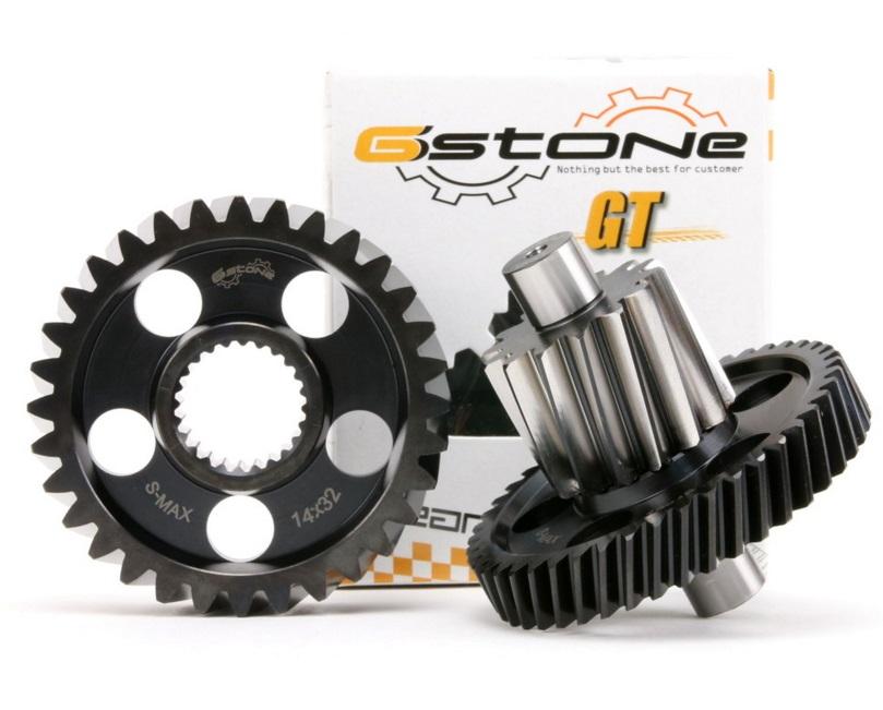 マジェスティS(MAJESTY)SG28J Gstone 軽量セカンダリギア圧入済みセット GTタイプ 12×32T ATLAS(アトラス)