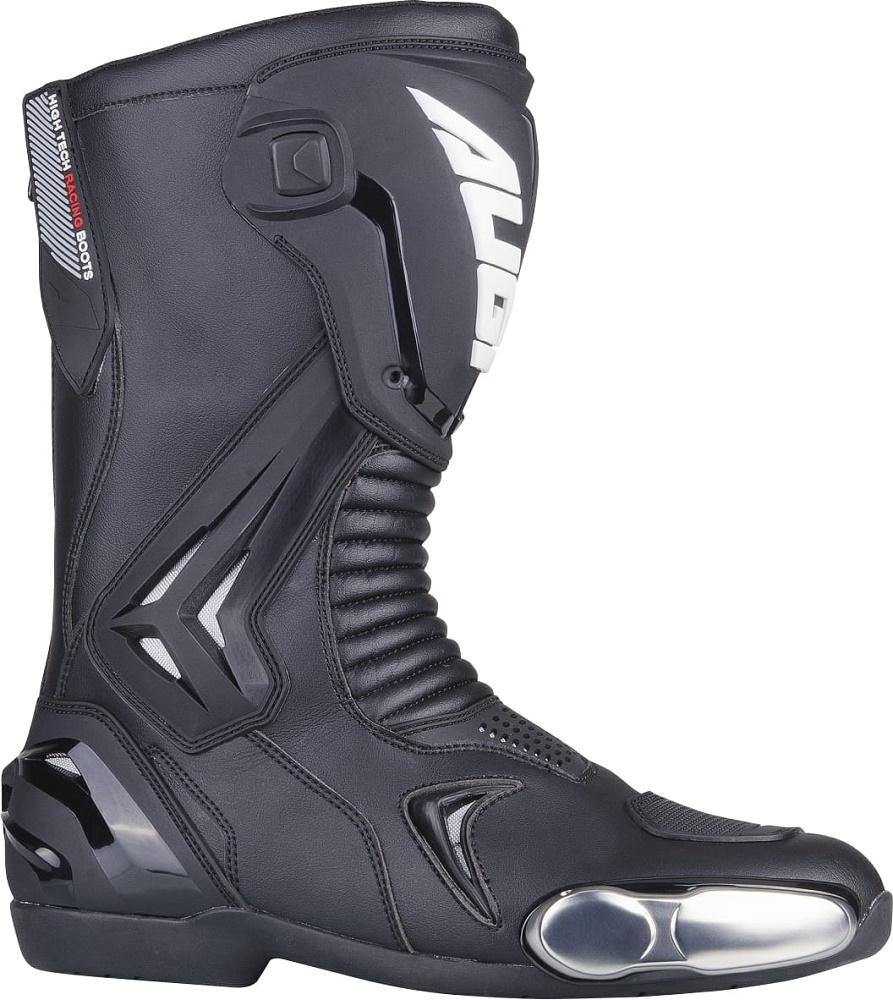 AR3 AUGI(アギ) レーシングブーツ ブラック 23.5cm AUGI(アギ)