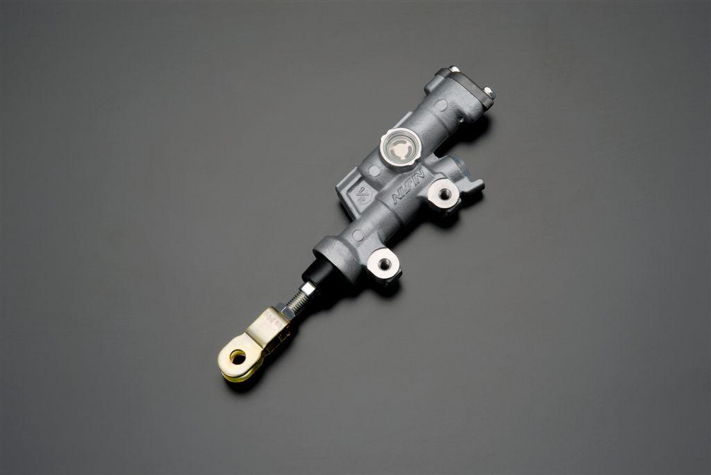 NISSIN レースタイプ リアブレーキマスターシリンダー φ11 サブタンク一体型 ADVANTAGE(アドバンテージ)