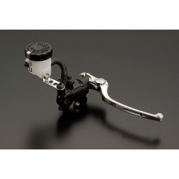 NISSIN ラジアルマスターシリンダー鍛造モデル 17mm シルバースタンダードレバー ADVANTAGE(アドバンテージ)