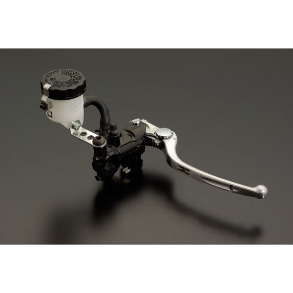 NISSIN ラジアルマスターシリンダー鍛造モデル 19mm シルバースタンダードレバー ADVANTAGE(アドバンテージ)