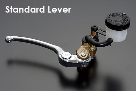 NISSIN ラジアルマスターシリンダー鍛造モデル 19mm シルバースタンダードレバー/ゴールドボディー ADVANTAGE(アドバンテージ)
