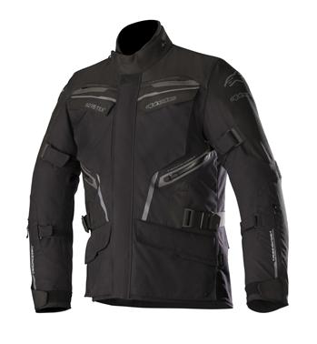 パトロン ゴアテックス ジャケット ブラック XLサイズ アルパインスターズ(alpinestars)