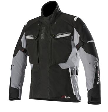ボゴタ ドライスター ジャケット ブラック/ダークグレー Sサイズ アルパインスターズ(alpinestars)