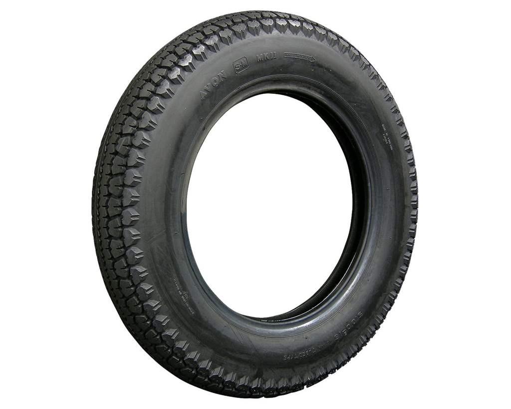 セーフティーマイレージ マーク2 AM7リア 5.00-16 69S タイヤ AVON(エイボン)