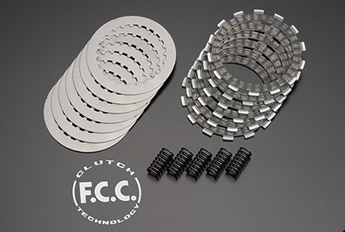 Z1000R/Z1000J FCC トラクション コントロール クラッチキット Type-A SPECIAL+1 Type ADVANTAGE FCC(アドバンテージ)