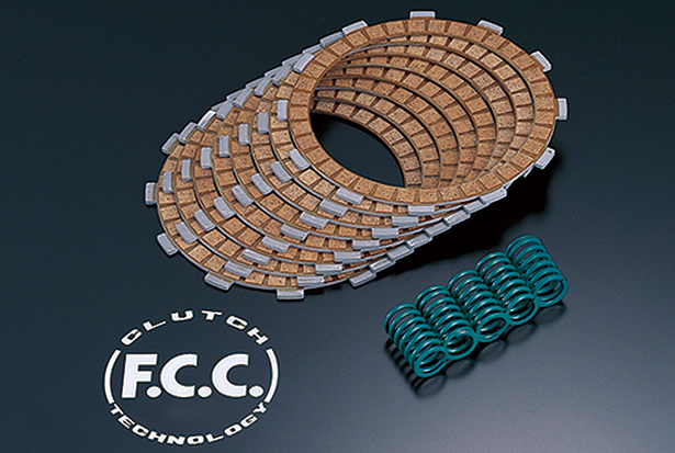 FZR1000(2GH) FCC トラクション コントロール クラッチキット Type-B ADVANTAGE FCC(アドバンテージ)
