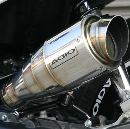 PCX125(eSPエンジンモデル) BB-SHOOTエアクリーナー ステンレス ADIO(アディオ)