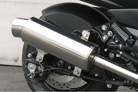 マジェスティ250(MAJESTY)4D9 GMS120タイプマフラー ASAKURA(浅倉商事)