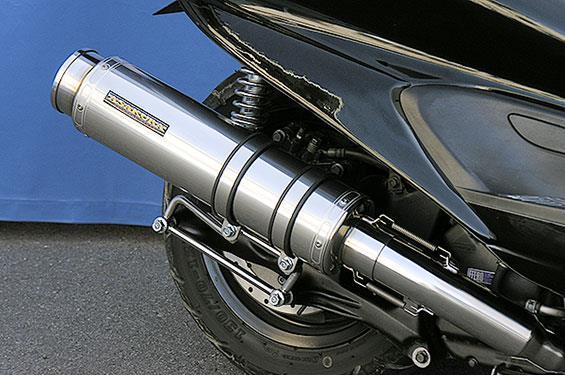 マジェスティ250(MAJESTY)5GM・5SJ GGタイプマフラー BSタイプ メタルタイプ ASAKURA(浅倉商事)