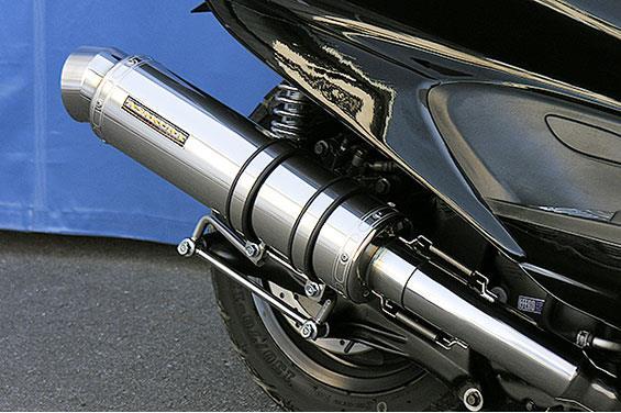 マジェスティ250(MAJESTY)5GM・5SJ GGタイプマフラー レーシングタイプ メタルタイプ ASAKURA(浅倉商事)