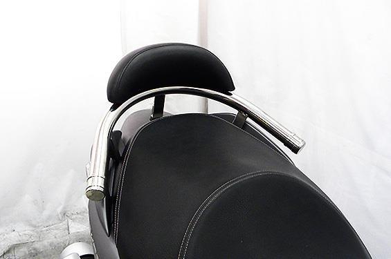 バーグマン200(BURGMAN)JBK-CH41(~16年) バックレスト付きタンデムバー ASAKURA(浅倉商事)