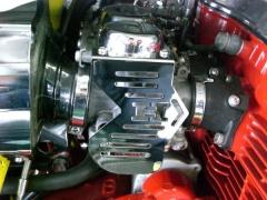CBX400F メッキキャブレターサイドカバー ACP(エーシーピー)