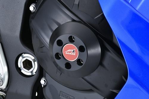 GSX-R1000(17年) レーシングスライダー クラッチレリーズ ジュラコン/ブラック AGRAS(アグラス)