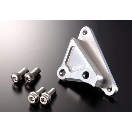 AGRAS製フロントフォーク用 キャリパーサポート ブレンボ製4Pキャスト40mmピッチキャリパー専用 AGRAS(アグラス) モンキー(MONKEY)