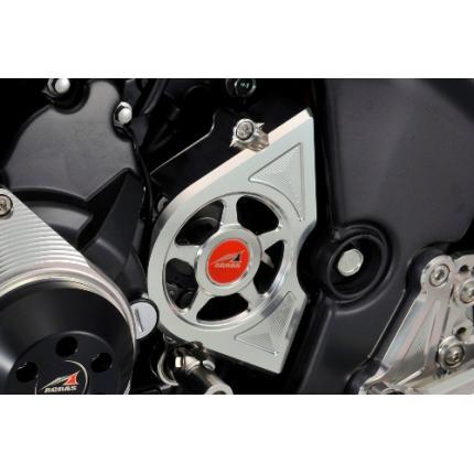 フロントスプロケットカバー AGRAS(アグラス) CBR250R