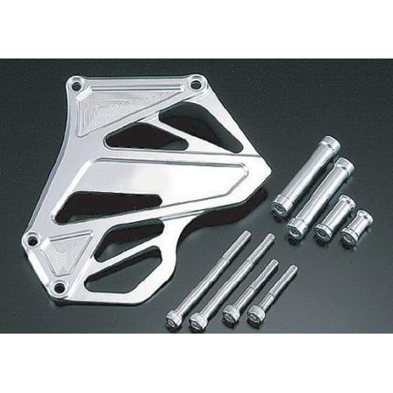フロントスプロケットカバー AGRAS(アグラス) YZF-R1 '98-'01