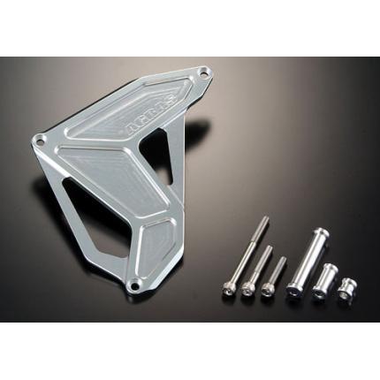 フロントスプロケットカバー AGRAS(アグラス) YZF-R1 '02-'03