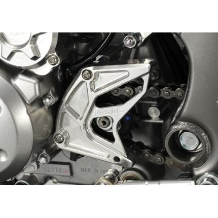 フロントスプロケットカバー AGRAS(アグラス) D-TRACKER125(Dトラッカー125)