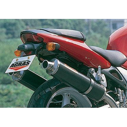 ハウリング・フルEX UP-TYPE 2本出し AGRAS(アグラス) SV650・S