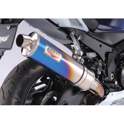 ハウリング・スリップオン AGRAS(アグラス) GSX-R1000 '05-'06