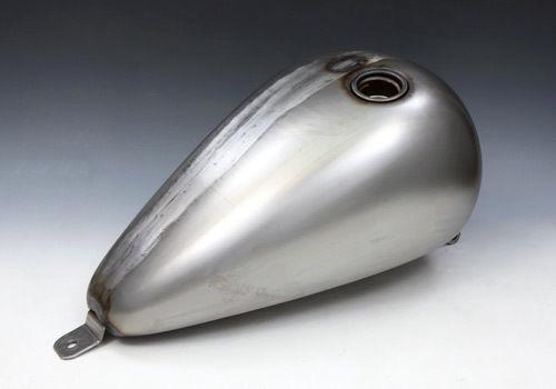 ソフテイル(SOFTAIL) スチールボブタンク BIGCEDAR(ビッグシーダー)