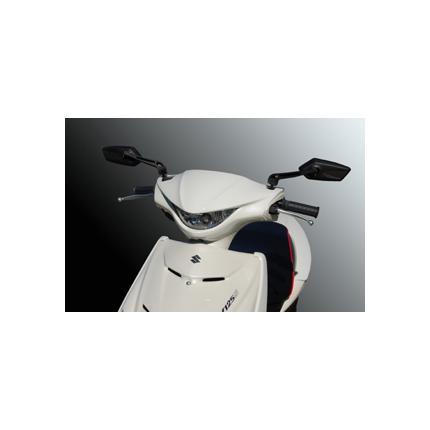 アドレスV125S(ADDRESS) フロントフェイスカウル未塗装 BLESS CREATION(ブレスクリエイション)