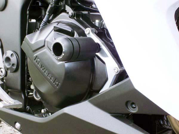 Z250(13~14年) エンジンスライダー BABYFACE(ベビーフェイス)
