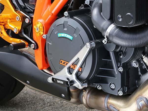 KTM 1290SUPER DUKE R(14年~) R エンジンスライダー BABYFACE(ベビーフェイス)