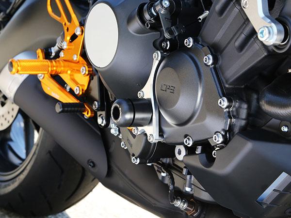 XSR900(16年~) エンジンスライダー BABYFACE(ベビーフェイス)