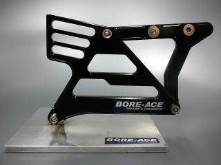 SR400 スプロケットカバー ブラック BORE-ACE(ボアエース)
