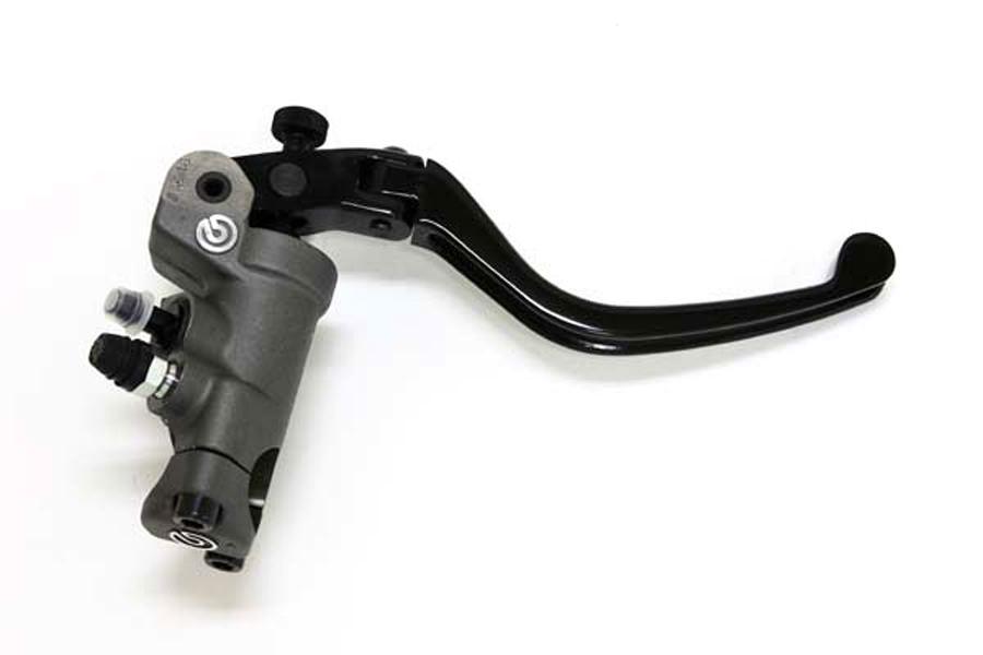 10.4760.87 ラジアルブレーキマスター Φ16/レバーレシオ18mm可倒式レバー BREMBO(ブレンボ)
