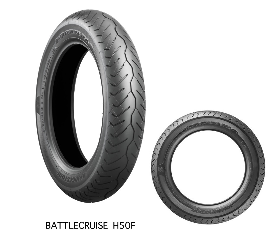 送料無料 BATTLECRUISE バトルクルーズ 2020 H50 80 90-21 BRIDGESTONE ブリヂストン フロント用 54H 直営限定アウトレット TL