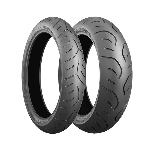 バトラックス T30 スポーツツーリング フロント用 タイヤ 110/80ZR18 (58W) TL BRIDGESTONE(ブリヂストン)