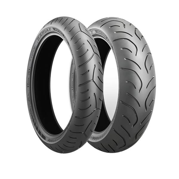 バトラックス スポーツツーリング T30 EVO フロント用 タイヤ 120/70ZR17 M/C (58W) TL BRIDGESTONE(ブリヂストン)
