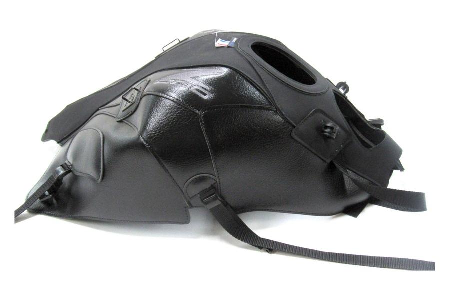 Z1000(14~15年) タンクカバー ブラック/マットブラック BAGSTER(バグスター)