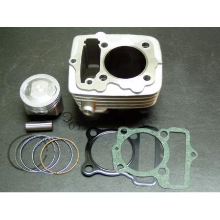 ボアアップキット80cc ビームーンファクトリー(B-MoonFactory) APE50(エイプ)キャブ車