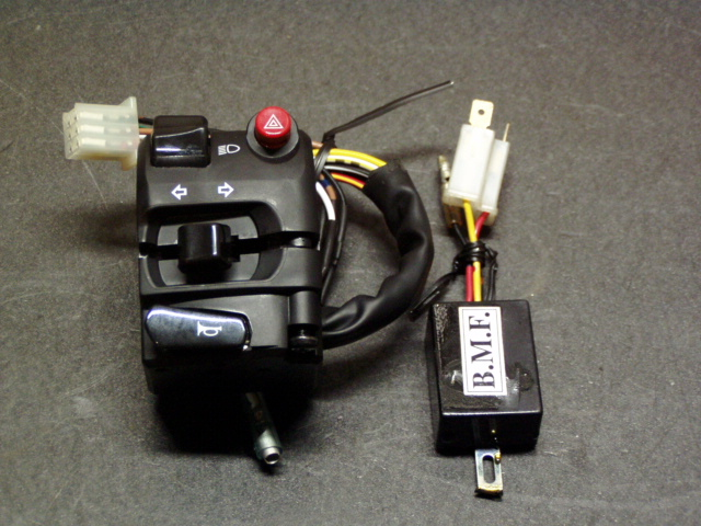 NMAX(エヌマックス) デジタルハザード/ハンドルホルダーセット ビームーンファクトリー(B-MoonFactory)