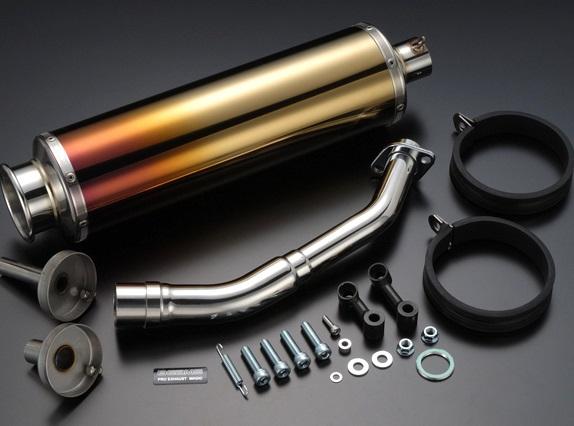 PS250 SS400チタン2マフラー BEAMS(ビームス)