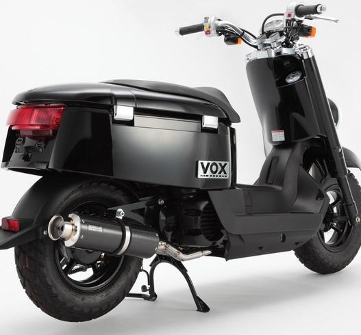 ボックス(VOX)SA31J SS300カーボンマフラー BEAMS(ビームス)