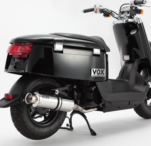 ボックス(VOX)SA31J SS300ソニックマフラー SP BEAMS(ビームス)