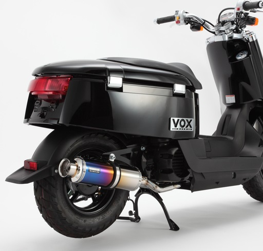 ボックス(VOX)SA31J SS300チタンマフラー SP BEAMS(ビームス)