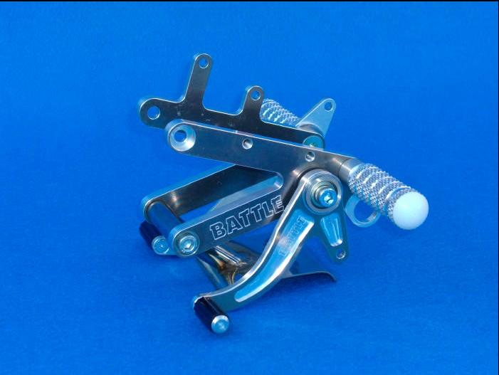 RS250R(01年~) ステップホルダーセット BATTLE FACTORY(バトルファクトリー)