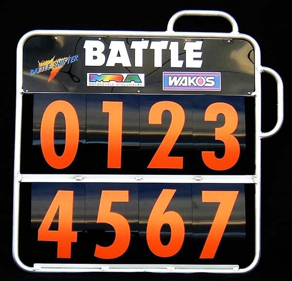 サインボード2段仕様 BATTLE FACTORY(バトルファクトリー)