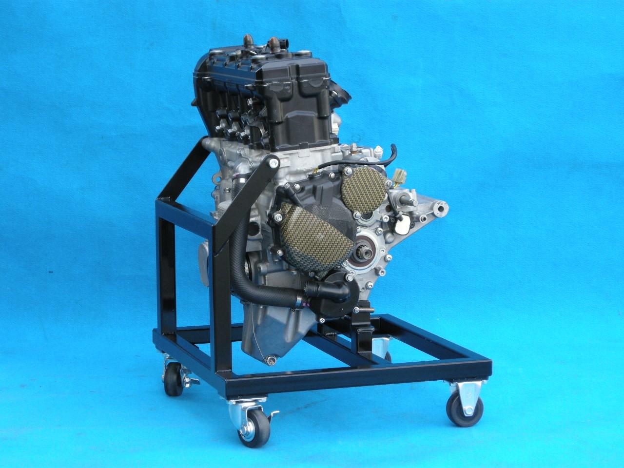 GSX-R600(06~11年) エンジンスタンド BATTLE FACTORY(バトルファクトリー)