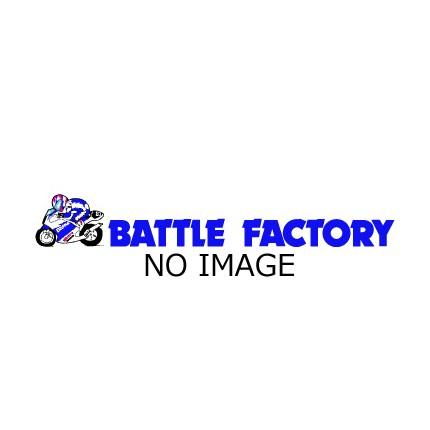 TW200 フラット リアフェンダー (黒ゲル仕上げ) BATTLE FACTORY(バトルファクトリー)
