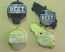 CBX400F スターターカバー (ブラック) BEET(ビート)