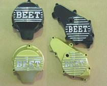 CBR400F スターターカバー (ゴールド) BEET(ビート)