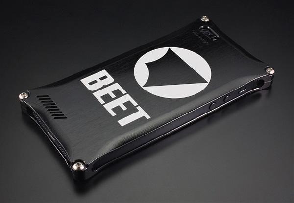 iPhone6Plus/6sPlus 用 ブラック BEET(ビート)
